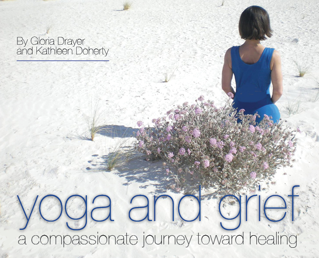 Yoga and Grief Bookcover